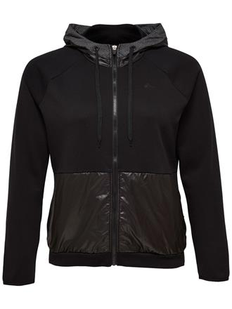 First Siraz Hood Zip Sweat 040412