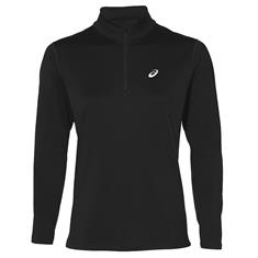 ASICS silver ls 1/2 zip winter top 2012a034-001