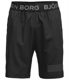 Björn Borg Medal Shorts zw/zilver 2021-1107-91911