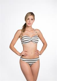 BOMAIN Halter Bikini Lurex Stripe 27919-301