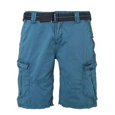 BRUNOTTI caldo n mens walkshort Blue Steel 131217200-0533