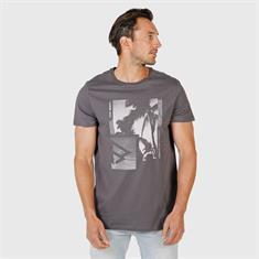 BRUNOTTI tim print mens t-shirt 2011069185-097