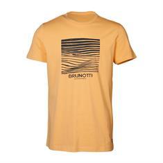 BRUNOTTI tim-print mens t-shirt 2111100191-2497
