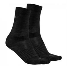 CRAFT 2-pack wool liner sock 1907903-999000