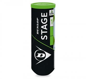 DUNLOP stage 1 green 3pet 601338