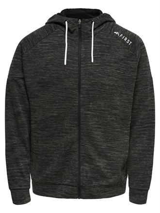 First Ethan Sweat Zip Hood 15159885