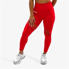 Forza Hoge Taille Leggings Fire Red fz710 fire red