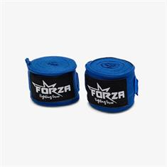 Forza Wrap met Klitteband Blue-Black fz83 pb