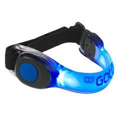 GATO neon led armband Blauw rlar-20