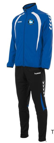 HUMMEL Polyesterpak 'Team' Purmerland pur105101-5280