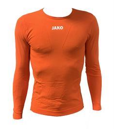 JAKO Shirt Comfort SMU oranje 6455-19
