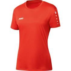 JAKO Shirt Team KM dames 4233d-18