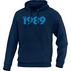 JAKO Sweater met kap 1989 6789-09