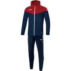 JAKO Trainingspak Polyester Champ 2.0 met Kap Champ 2.0 m9420-91