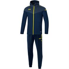 JAKO Trainingspak Polyester Champ 2.0 met Kap Champ 2.0 m9420-93