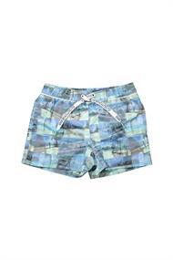 LENTIGGINI Swimshort Photo Pring 45y-27169