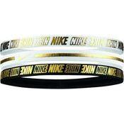 NIKE ACCESSOIRES nike metallic headbands 3pk 2.0 n0002755912os