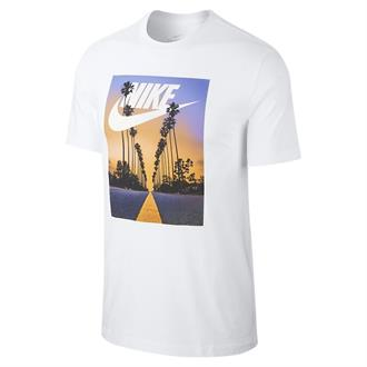 NIKE bq0715 m nsw tee sunset palm bq0715-100