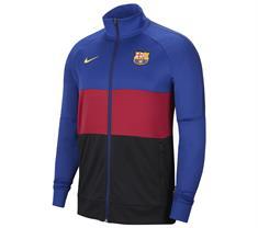NIKE fc barcelona big kids' soccer jacke ci9259-455