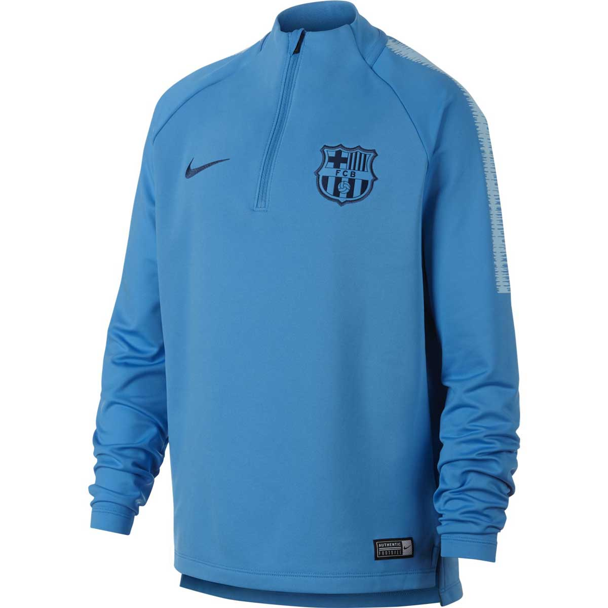 9b87652a6 NIKE fcb youth nk dry sqd dril top 894395-482