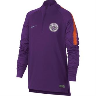 NIKE mcfc youth nk dry sqd dril top 894396-541