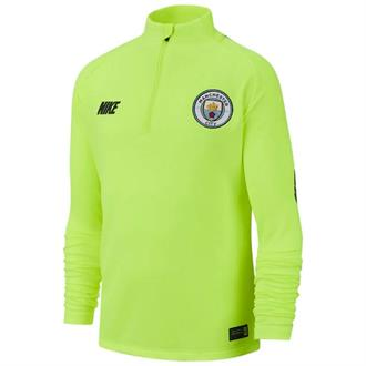 NIKE mcfc youth nk dry sqd dril top 894396-702