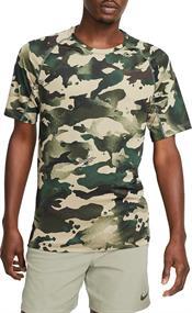 NIKE nike pro men's short-sleeve camo to cz1252-337