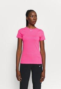 NIKE nike pro women's short-sleeve mesh ao9951-623