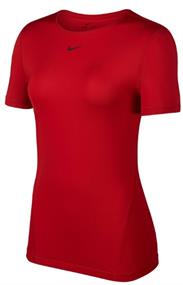 NIKE nike pro womens short-sleeve mesh ao9951-687