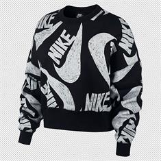NIKE nike sportswear womens fleece crew cj2052-010