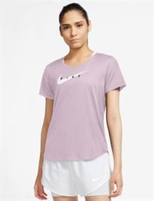 NIKE nike swoosh run women's short-sleev cz9278-576