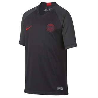 NIKE psg youth nk brt strk top ss ao6498-081