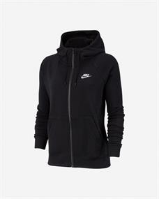 NIKE w nsw essntl hoodie fz flc bv4122-010