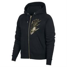 NIKE w nsw hoodie fz bb shine bv4988-010