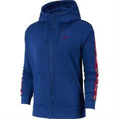 NIKE w nsw hoodie fz logo tape ar3056-438