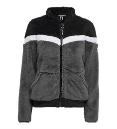 ONLY PLAY Fluffy Colorblock Jacket 15176176