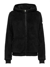 ONLY PLAY Fluffy LS Zip hood Jacket 15189732