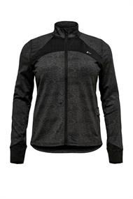 ONLY PLAY Hiss Run Brushed Zip Jacket Curvy 15175862