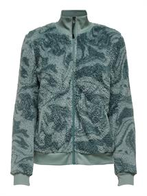 ONLY PLAY JAEL FLUFFY LS ZIP JACKET 15202669