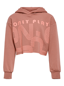 ONLY PLAY Janay LS Short Hood Sweat 15218384