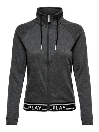 ONLY PLAY Luna high Neck zip Sweat 15160053