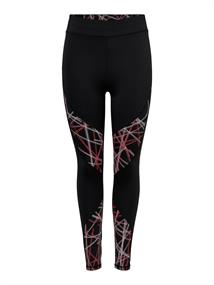 ONLY PLAY Odele HW AOP Training Tights 15181461