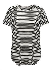ONLY PLAY ONPAMEL CURVED SS TEE 15224006