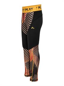 ONLY PLAY ONPMARLIN AOP TRAIN TIGHTS - GIRLS 15234254