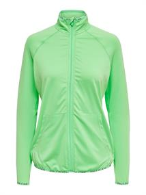 ONLY PLAY Perf. Athl. Bay LS Highneck Zip 15189159