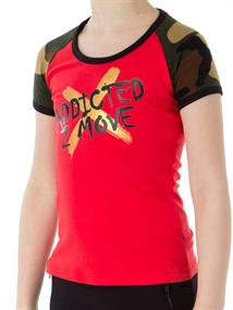 PAPILLON T-Shirt 'Addicted 2 Move' 811 pk2906-400