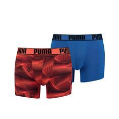 PUMA Active Boxer Print 2P 501010001-030