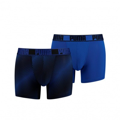 PUMA ACTIVE PRINT BOXER 2P PACKED 591010001-056