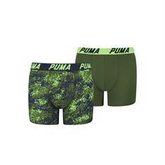 PUMA BOXER 2P SEASONAL PIXEL CAMO PRINT BOYS 695002001-226