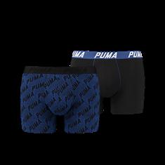 PUMA Boxer Infinity Logo Print 2p 681003001-021